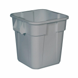 Rubbermaid BRUTE Square Container - 106 Litre