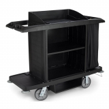 Rubbermaid Large Housekeeping Cart