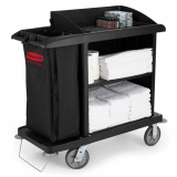 Rubbermaid Medium Housekeeping Cart
