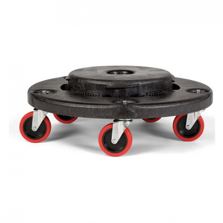 Rubbermaid BRUTE Quiet Dolly