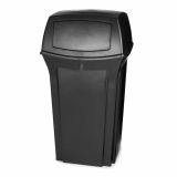 Rubbermaid Large Ranger Litter Bin - 170 Litre