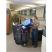 Rubbermaid Mega BRUTE Mobile Waste Collector - 450 Litre
