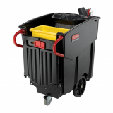 Rubbermaid Mega BRUTE Mobile Waste Collector - 450 Litre