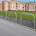 Galvanised Steel Hoop Barrier