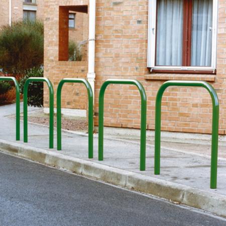 Steel Hoop Barrier