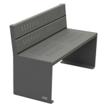 Kube Design Steel Seat