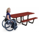 Seville Wheelchair Friendly Picnic Table