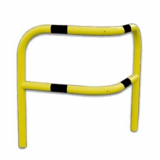 Angled Corner Safety Barrier
