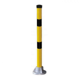 50mm Steel High Visibility Bollard