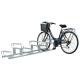 6 Space High-Low Cycle Rack