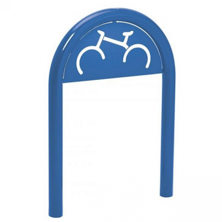 Trombone Cycle Stand with Signage