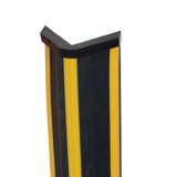 Rubber and Steel Corner Guard