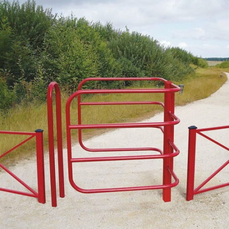 Restrictive Access Selective Barrier