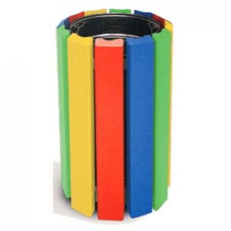 Cologne Junior Litter Bin - 35 Litre