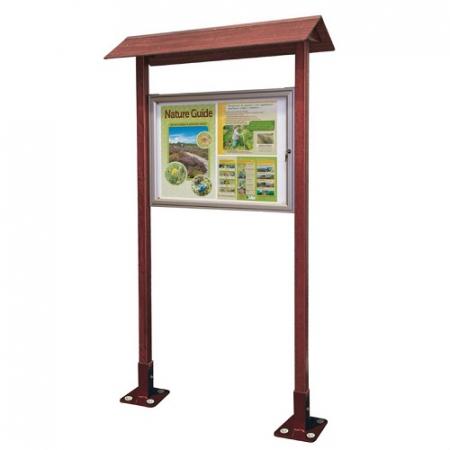 Park Notice Board - 8x A4