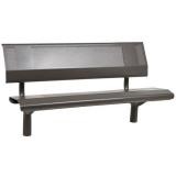 Steel Oslo Seat