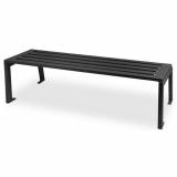 Silaos Steel Bench