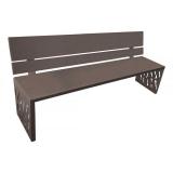 Venice Steel Seat