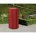 Seville Wooden Octagonal Litter Bin - 100 Litre