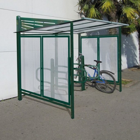 Conviviale Cycle Shelter