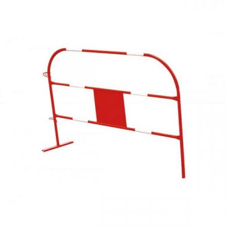 Steel Site Safety Barrier