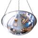 800mm Diameter PMMA Half-Sphere 360 Degree Industrial Safety Dome Mirror