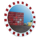 600mm Diameter Stainless Steel Industrial Safety Mirror