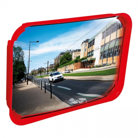 600 x 400mm P.A.S Multi-Purpose Mirror