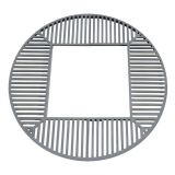 Silaos Round or Square Steel Tree Grille