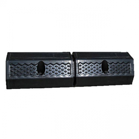 Rubber Wall Mounted Guard