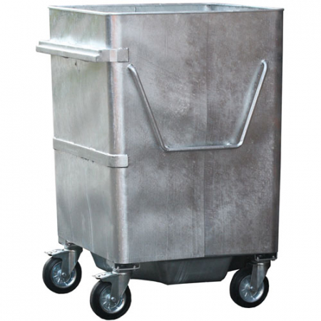 940 Litre EuroPal Galvanised Steel Wheeled Waste Container