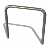 Stainless Steel Sheffield Cycle Stand