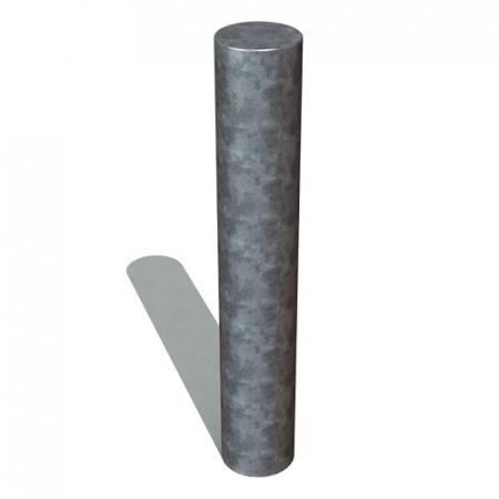 Titan Galvanised Steel Bollard
