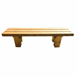 Willis Timber Bench