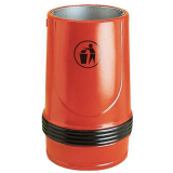 Falcon Open Top Litter Bin - 90 Litre Capacity