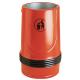 Falcon Open Top Litter Bin - 90 Litre Capacity