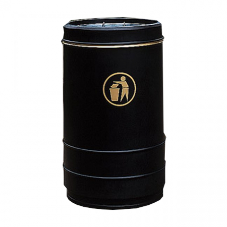 Pickwick Open Top Litter Bin - 90 Litre Capacity