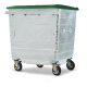 Taylor Continental Wheeled Bin - 1100 Litre Capacity