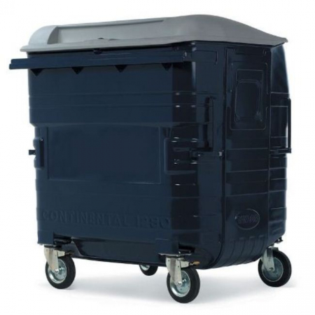 Taylor Continental Wheeled Bin - 1280 Litre Capacity