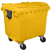 Taylor 1100 Litre Wheeled Eco-Bin - x2 Containers
