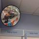 450mm Diameter Acrylic Mirror