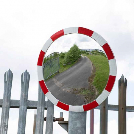 800mm Diameter Traffic Mirror