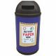 Classic Paper Recycling Bin - 90 Litre