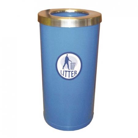 Colonial Litter Bin - 70 Litre
