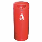 Continental Litter Bin - 52 Litre