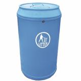 Drinks Can Litter Bin - 90 Litre