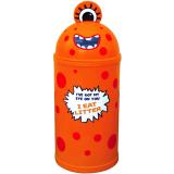Monster Litter Bin - Orange