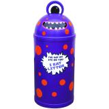 Monster Litter Bin - Purple