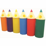 Micro Pencil Bin Sets For Schools