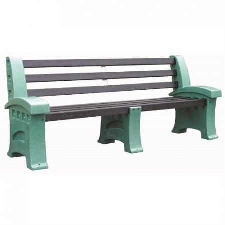 Premier Park Seat - 3 Seater